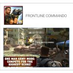Frontline Commando — App Review and Download