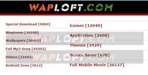 WapLoft - Download Free Mp3 Songs, Games, Themes, Videos | Waploft Mp3 Download
