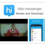 Hike Messenger Review and Download
