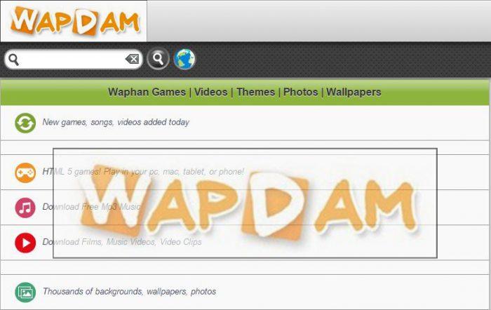 Wapdam - Music | Videos | Wapdam Apps | www.wapdam.com