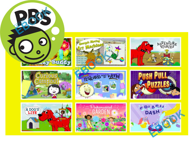 PBS Kids - PBS Kids Games, Videos & Shows   www.pbskids.org