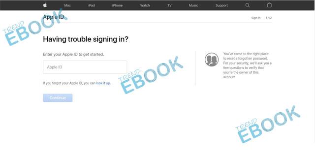 iForgot - How to Recover Apple ID and Password Online   iforgot.apple.com