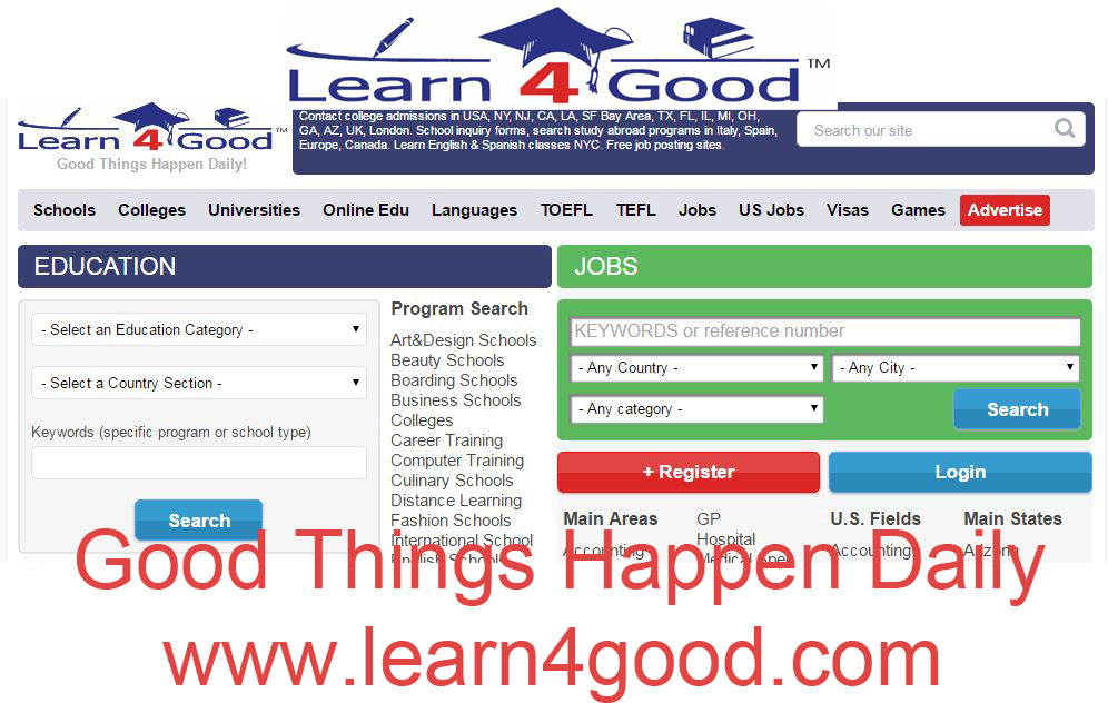 Learn4good – How to Find and Post Job on Learn4Good | Learn4Good Games