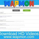 Wapmon – Download HD Videos | www.wapmon.com