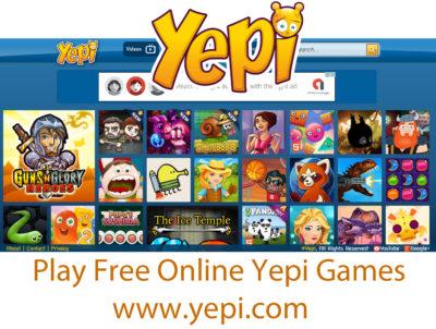 Yepi – Play Free Online Yepi Games | www.yepi.com