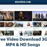 Wapwon.com – Free Video Download | 3GP MP4 & HD Songs