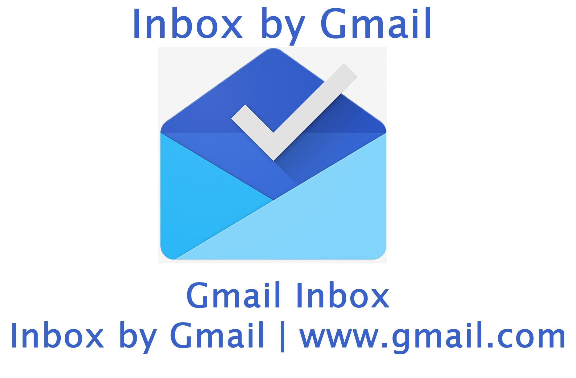 Gmail Inbox - Inbox by Gmail | www.gmail.com