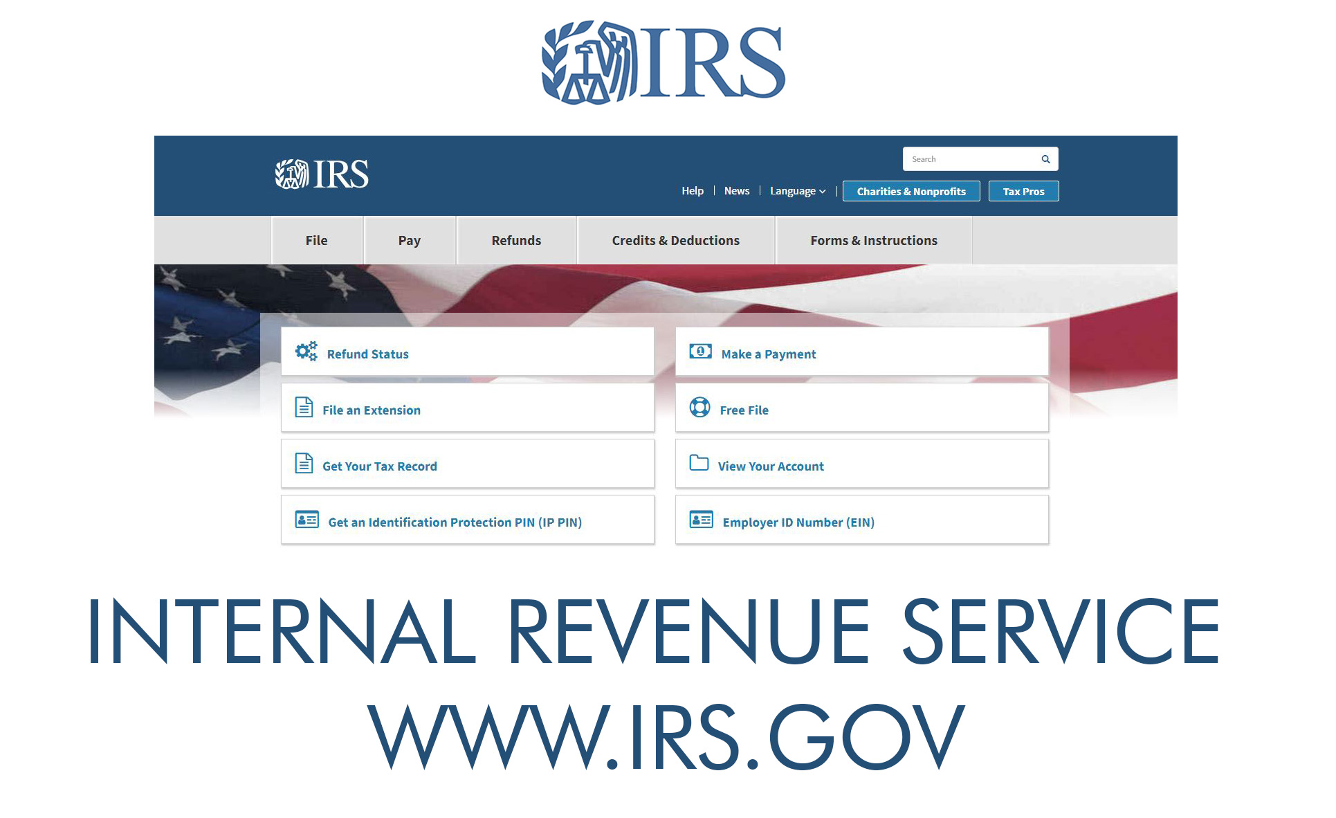 IRS - Internal Revenue Service | www.irs.gov