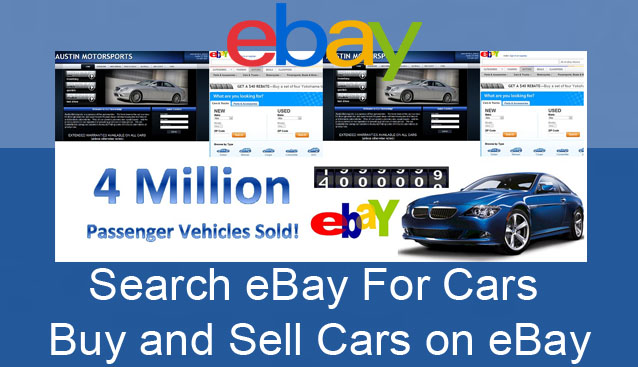 ebay cars search ebay for cars buy and sell cars on ebay trendebook. Black Bedroom Furniture Sets. Home Design Ideas