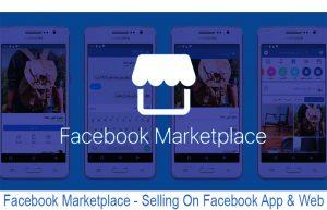 Facebook Marketplace - Selling On Facebook App & Web