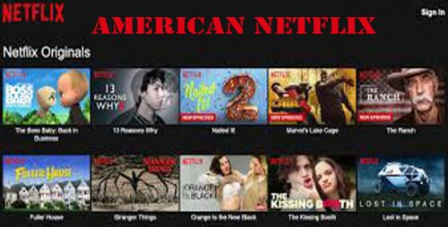 American Netflix – How to Access the American Netflix
