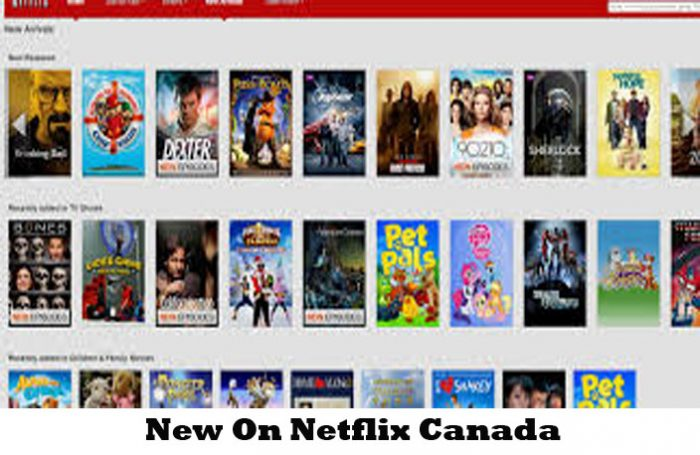 New On Netflix Canada - Access what's New on Netflix