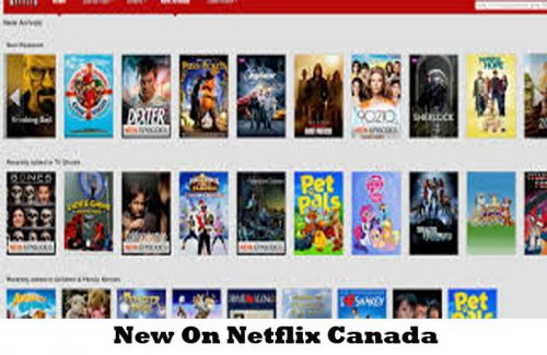 New On Netflix Canada – Access what's New on Netflix