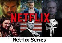 Netflix Series - How to Access Netflix Series
