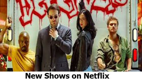 New Shows on Netflix - Netflix TV shows