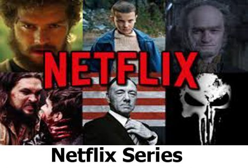 Netflix Series – How to Access Netflix Series