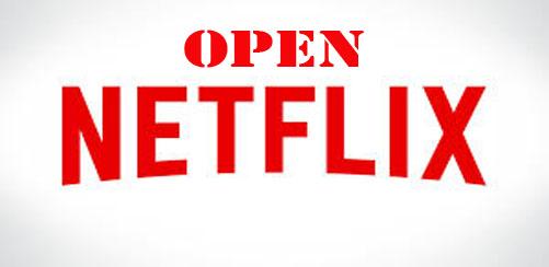 Open Netflix - Netflix Open Connect Program