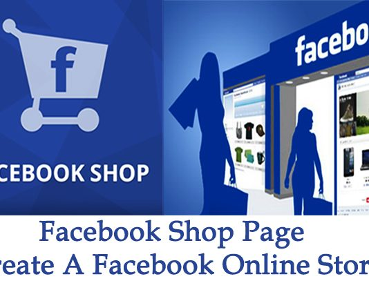 Facebook Shop Page - Create Facebook Online Store
