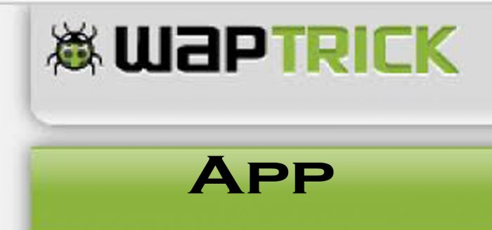 Waptrick App - How to Access and Download