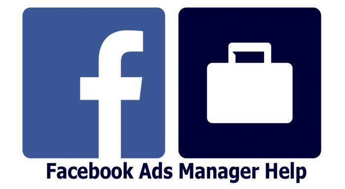 Facebook Ads Manager Help - Facebook Advertising