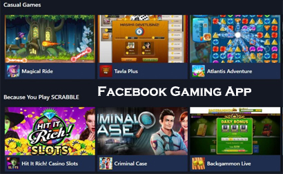 Facebook Gaming App –  Facebook Gameroom | Facebook Gaming App Download