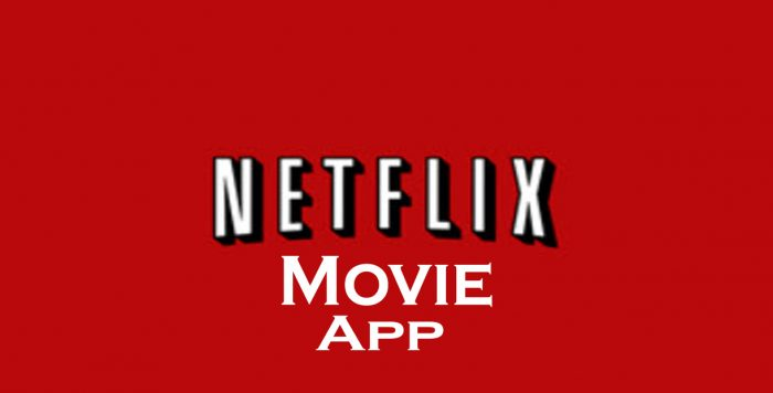 Netflix Movie App - www.Netflix.com