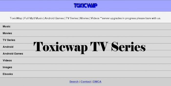 Toxicwap TV Series - Download Toxicwap TV Series