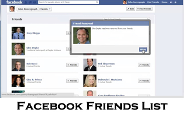 All my Friends List On Facebook – Friends List On Facebook By Name | Friends List on Facebook Settings