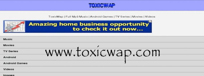 www.toxicwap.com - How to Access Toxicwap Site