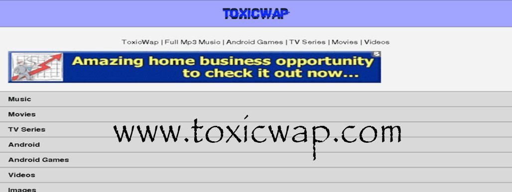 www.toxicwap.com - How to Access Toxicwap Site