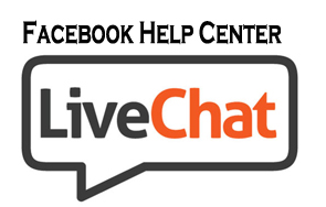 Facebook Help Center Live Chat - How to contact Facebook