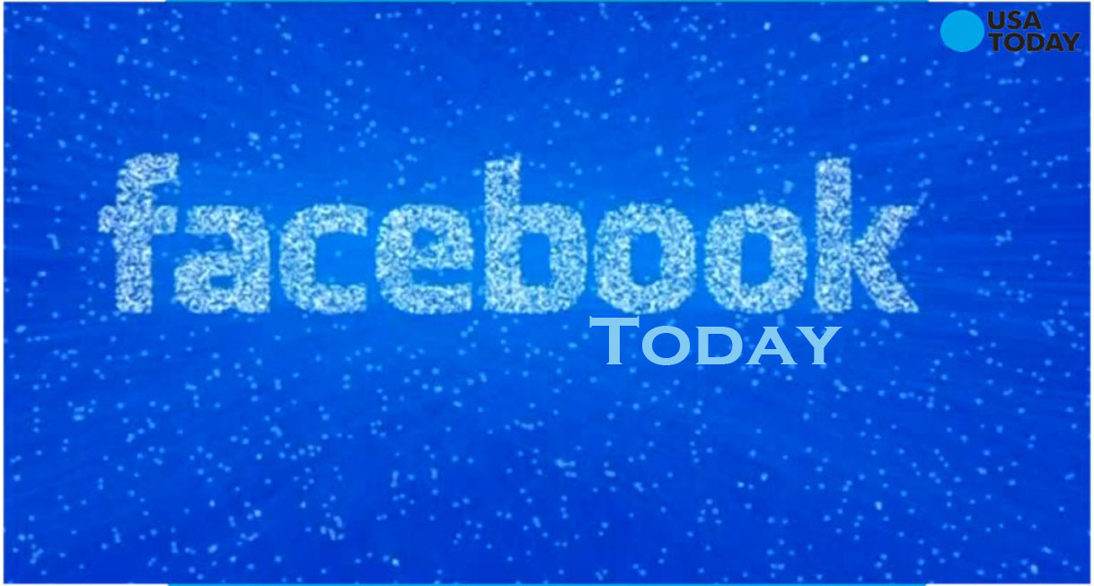 Facebook Today - Facebook News Today Feature