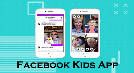 Facebook Kids App - Facebook for Kids