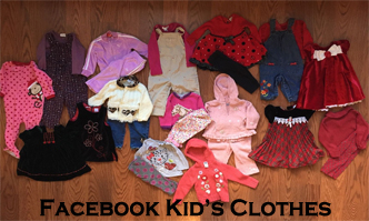Facebook Kid's Clothes – Facebook Store