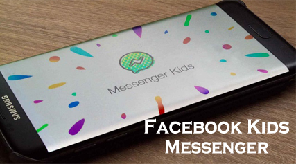 Facebook Kids Messenger - How to Access
