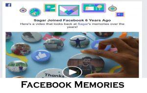 Facebook Memories - www.Facebook.com