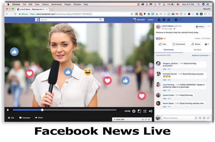 Facebook News Live - News Updates on Fcaebook