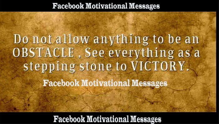 Facebook Motivational Messages | Facebook Login