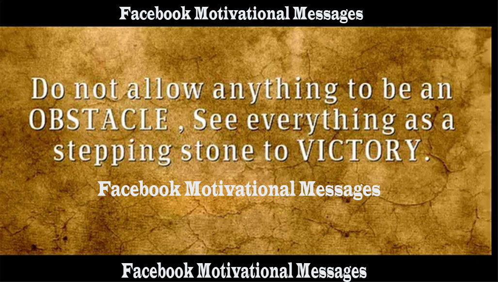 Facebook Motivational Messages | Facebook Login