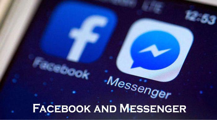 Facebook and Messenger - Facebook Apps