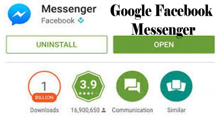 Google Facebook Messenger - The Messenger App