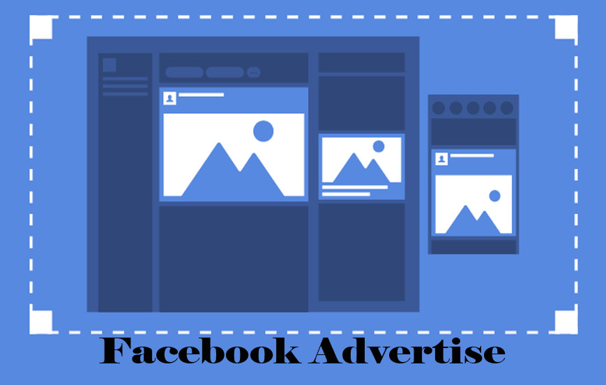 Facebook Advertise - Types of Facebook Ads