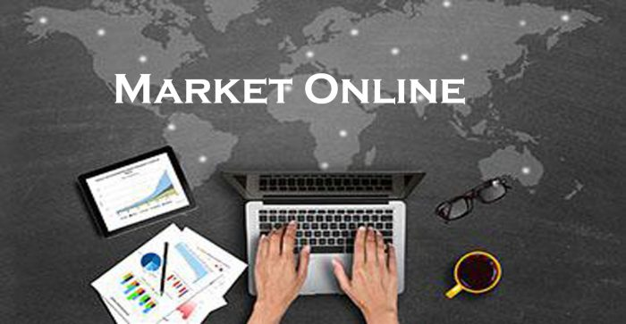 Market Online - How to Market Online | E-Marketing
