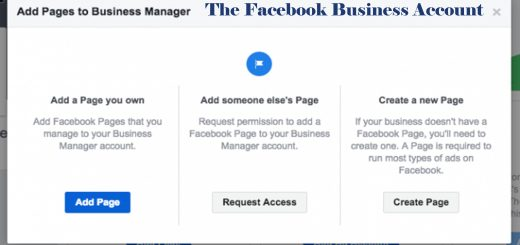 The Facebook Business Account - Facebook Business