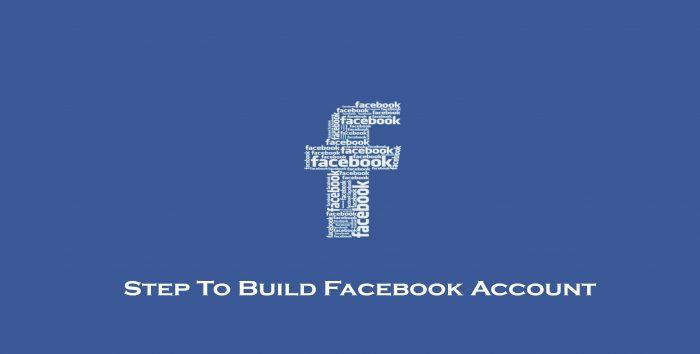 Step To Build Facebook Account - Facebook Sign Up   Facebook Log In