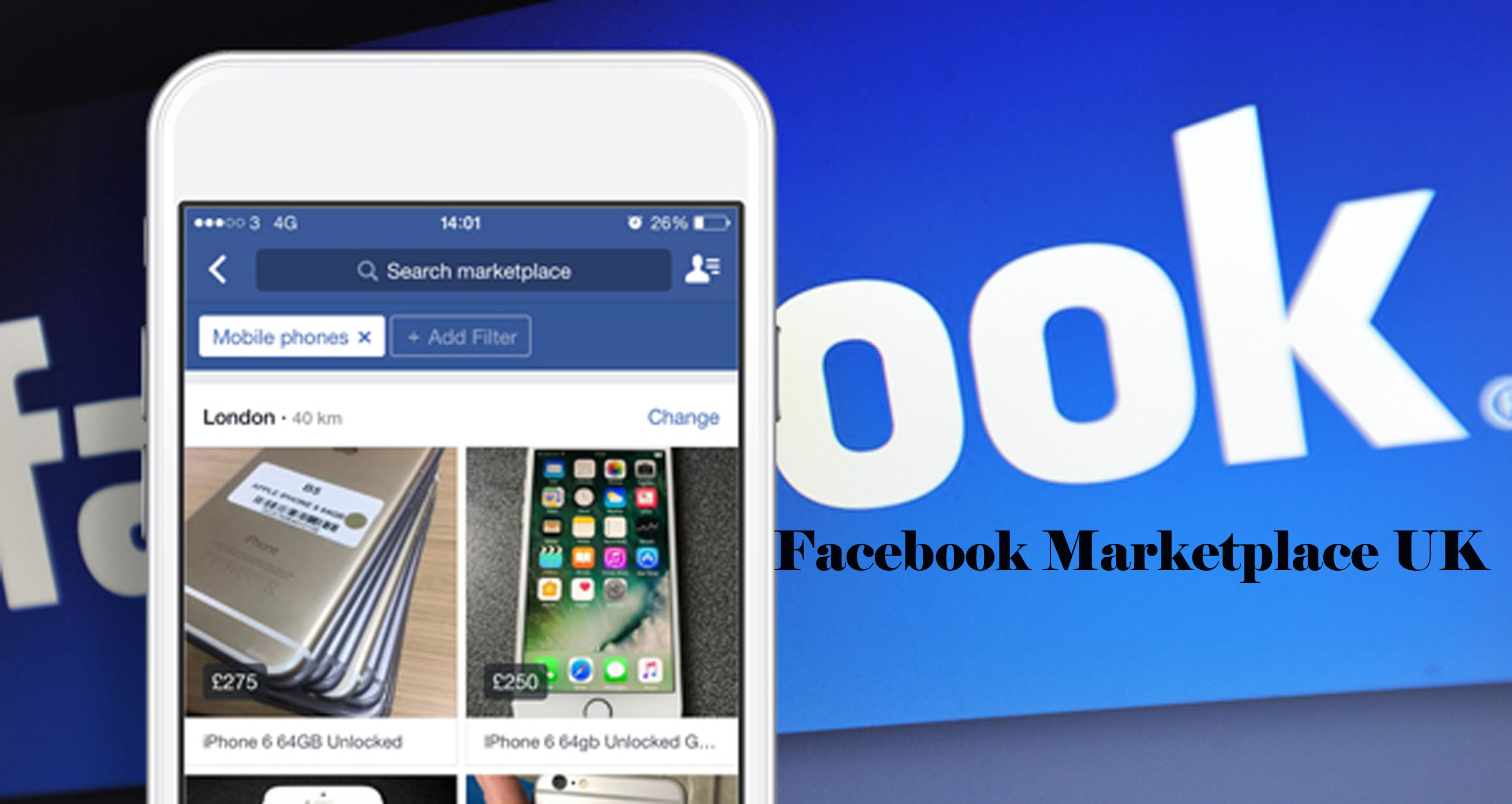 Facebook Marketplace UK – Facebook Trade Platform
