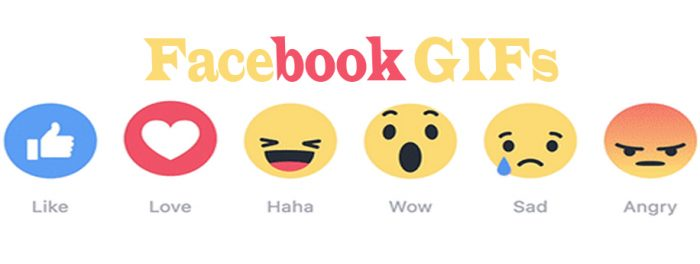 Facebook GIFs - GIFs on Facebook | Send GIF as Direct Message on Facebook
