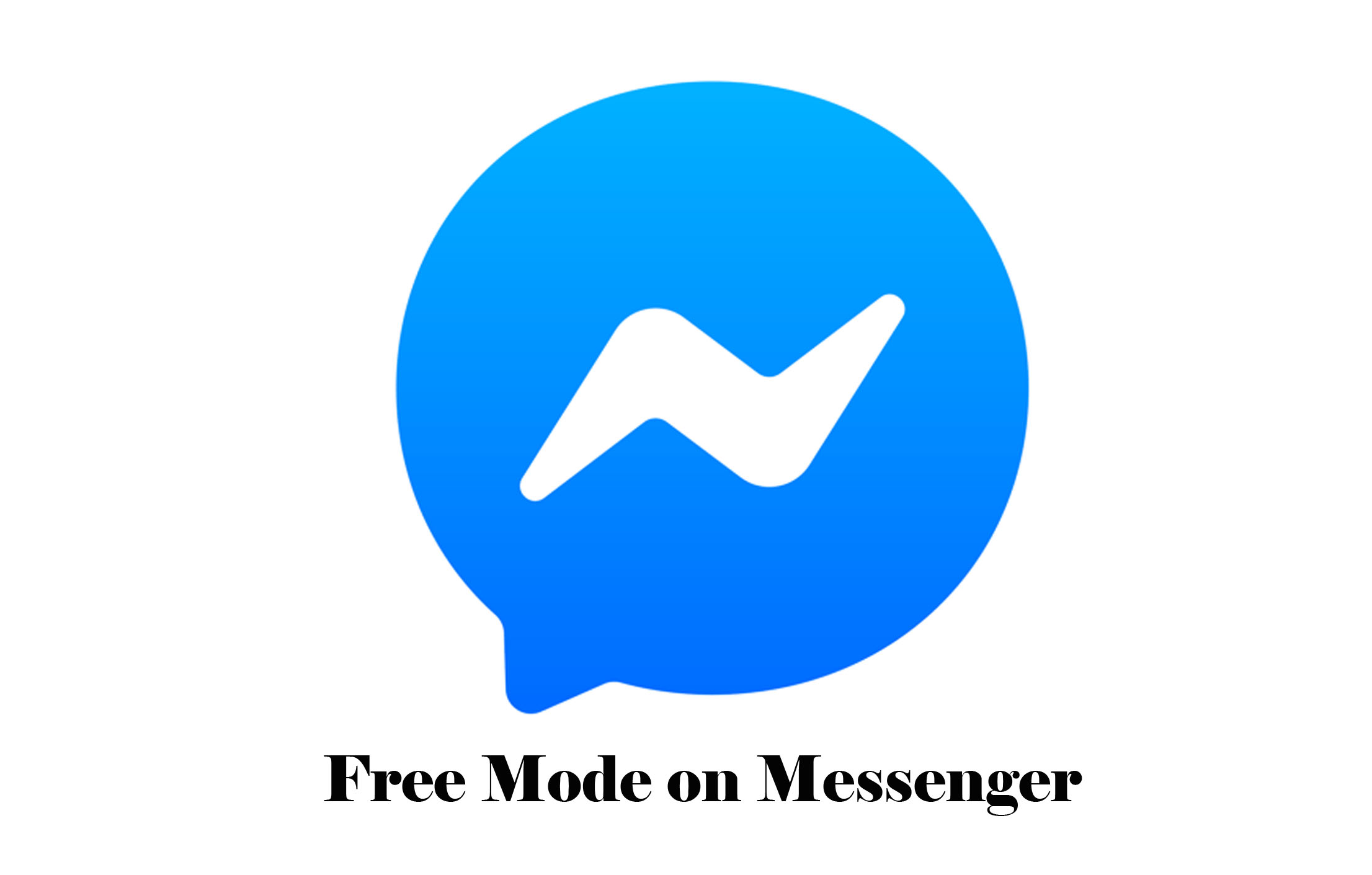 Free Mode On Messenger Free Mode On Facebook Facebook Messenger Trendebook
