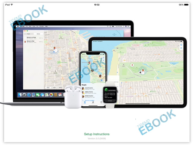 iCloud Find My iPhone  - Locate a Device in Find My iPhone on iCloud.com