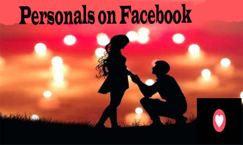 Personals on Facebook